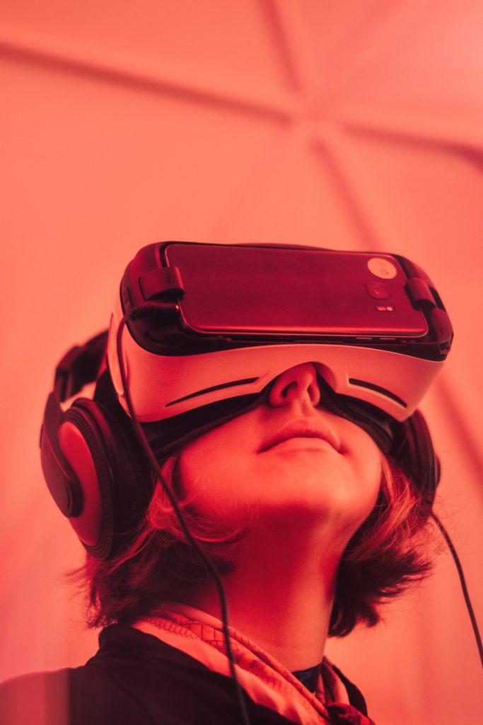 gazette, bio, gazette bio, santé, bien-être, bien etre, réalité virtuelle, casque, casque réalité virtuelle, casque VR, cyber cinétose, cybercinétose, cinétose, cybersickness