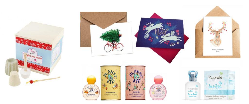 bien etre, bio, cadeau, cadeau de Noël, cadeau de noel 2018, cadeau original, cadeaux de Noël, cadeaux de noel ecolo, cadeaux de noel ethiques, cadeaux green pour noel, gazette, gazette bio, nature, Noël, zéro déchet, Ma French Box, Lamazuna, coffret Lamazuna, Planet Kid, Acorelle, eau de senteur bébé Acorelle, parfum bio enfant, parfum bio bébé